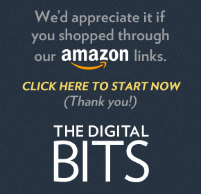 We'd appreciate it if you shopped through our Amazon links (thank you)!