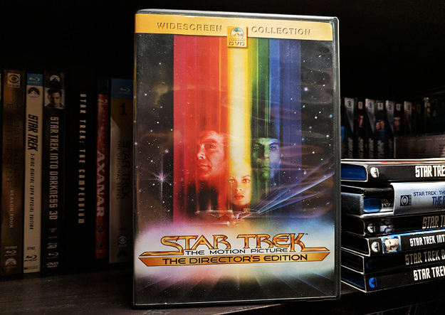 Star Trek: The Motion Picture - The Director's Edition (DVD)