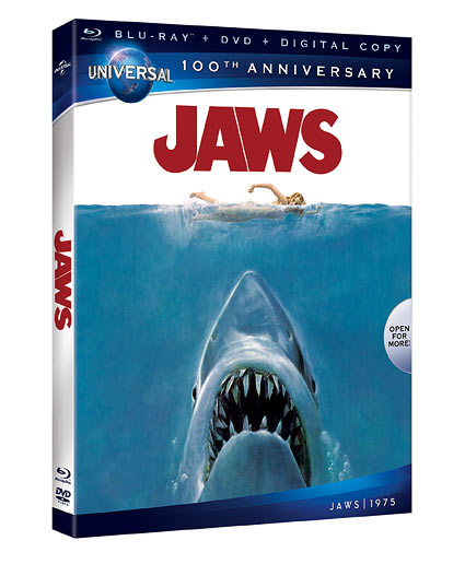 Jaws - Order the Blu-ray from Amazon.com