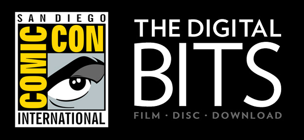 The Digital Bits at Comic-Con 2015
