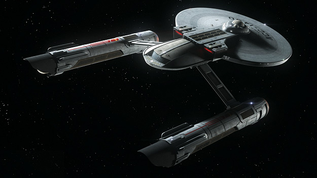 The U.S.S. Ares from Star Trek: Axanar