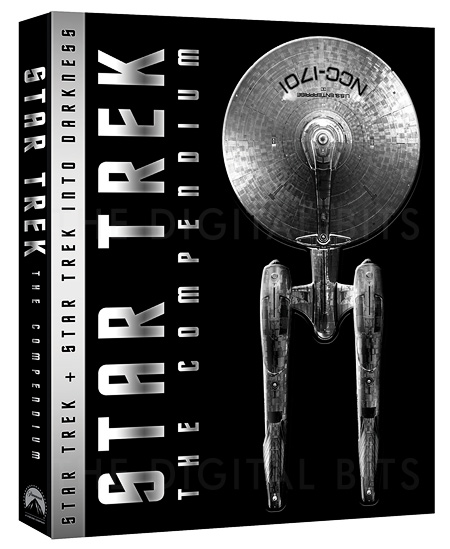 Star Trek: The Compendium (4-disc Blu-ray)
