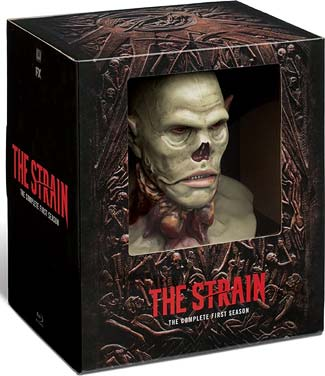 The Strain: The Complete First Season - Premium (Blu-ray Disc)