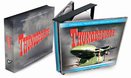Fanderson UK's The Thunderbirds: Complete Soundtrack (CD)