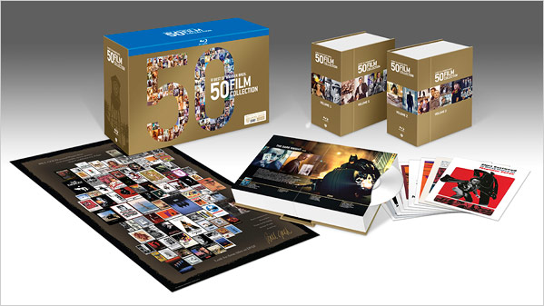 Best of Warner Bros. 50 Film Blu-ray Collection