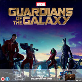 Guardians of the Galaxy (BD in LP packaging)