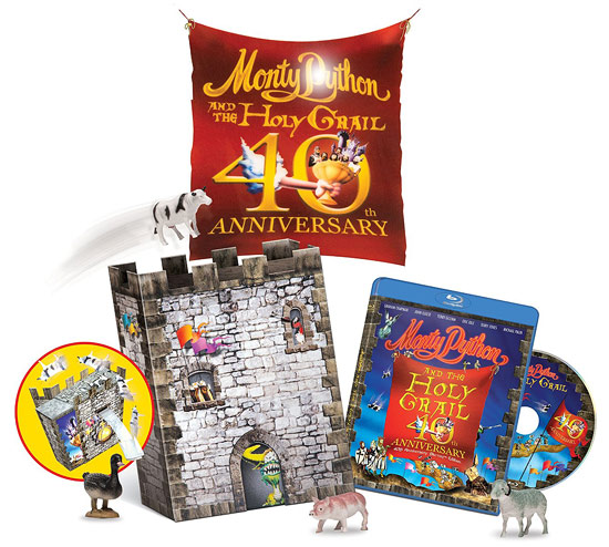 Monty Python and the Holy Grail: 40th Anniversary Gift Set