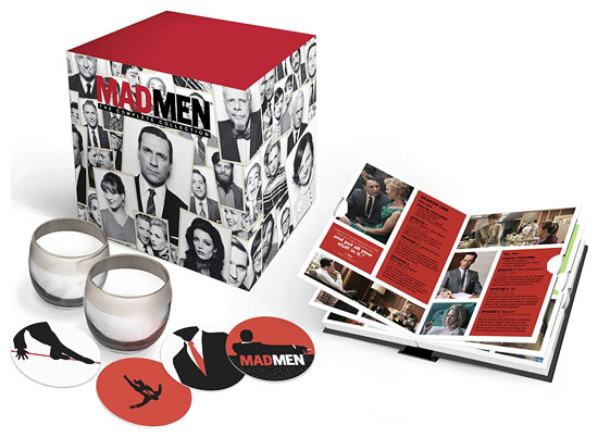 Mad Men: The Complete Series (Blu-ray Disc)