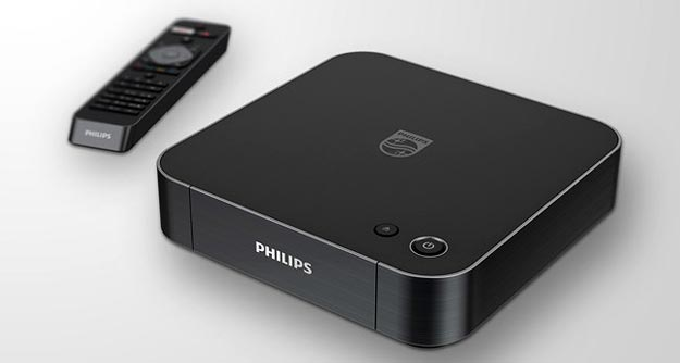 Philips BDP7501 Ultra HD Blu-ray player