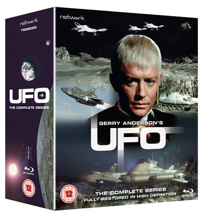 UFO: The Complete Series (Region B Blu-ray)