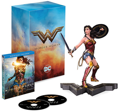 Wonder Woman (Blu-ray 3D Combo Limited Edition)