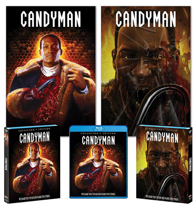 Candyman (Blu-ray Disc)