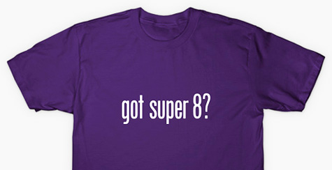 Got Super 8? T-Shirt