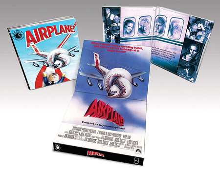 Airplane: Paramount Presents (Blu-ray Disc)