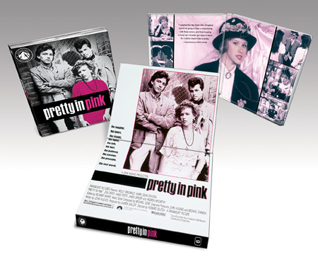 Pretty in Pink: Paramount Presents (Blu-ray Disc)