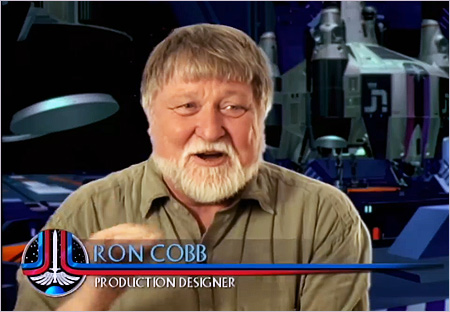 Ron Cobb, Rest in Peace