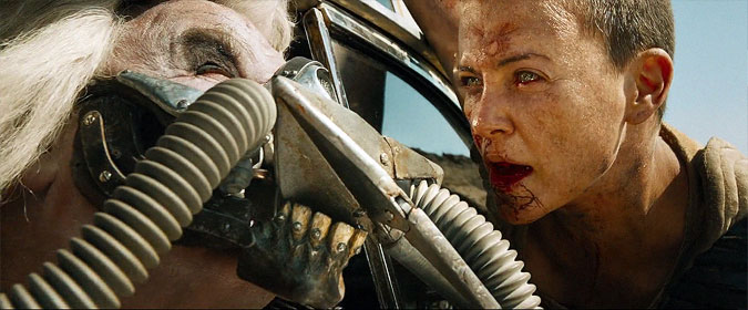 Duelity: Furiosa and Immortan Joe in Mad Max: Fury Road