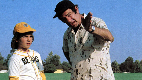 Bad News Bears (scene from the film)