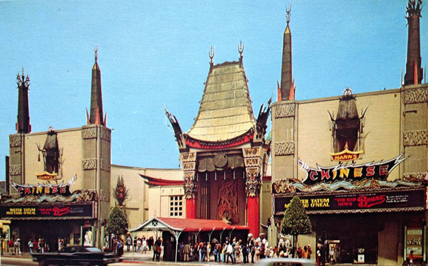Mann's Chinese Theater