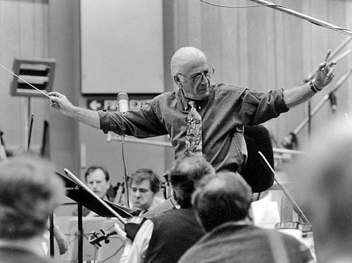 The Blue Max composer Jerry Goldsmith
