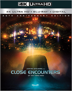 Close Encounters of the Third Kind (4K Ultra HD)