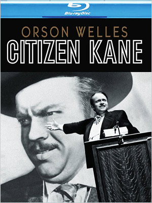 Citizen Kane: 75th Anniversary Edition (Blu-ray Disc)