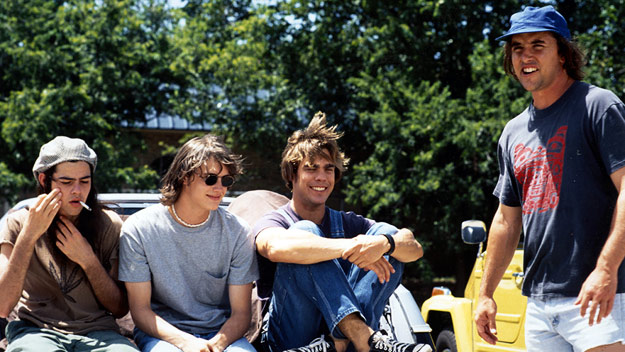 Dazed and Confused - director and cast