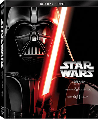 Star Wars: The Original Trilogy (Blu-ray Disc)