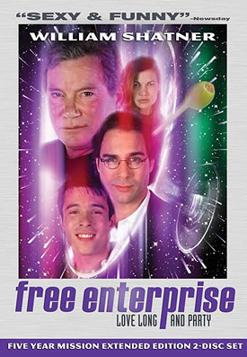 Free Enterprise: Five Year Mission (DVD)