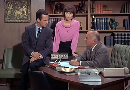 The cast of Get Smart