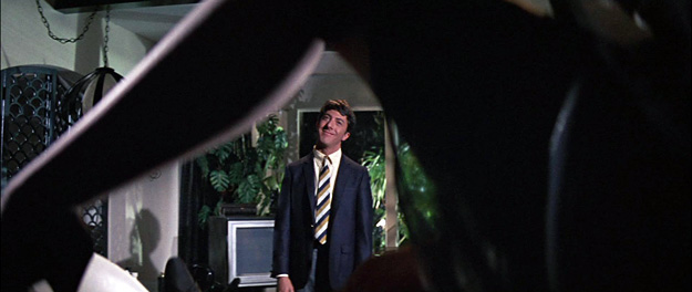 A scene from The Graduate