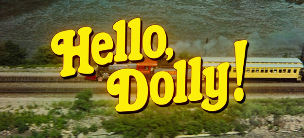 Hello Dolly opening titles