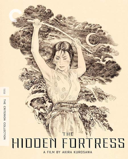 The Hidden Fortress (Blu-ray Disc)