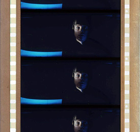 A 70 mm film frame for Return of the Jedi