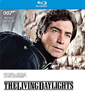 The Living Daylights (Blu-ray Disc)