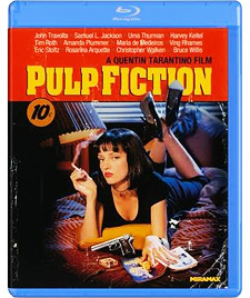 Pulp Fiction on Blu-ray Disc