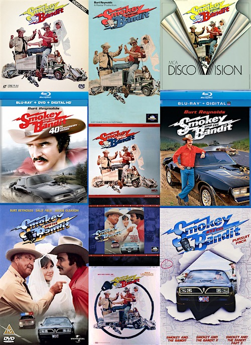 Smokey and the Bandit on Home Video