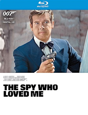 Spy Who Loved Me (Blu-ray Disc)