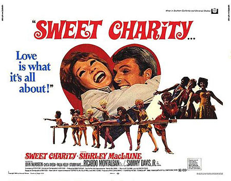 Sweet Charity Halfsheet