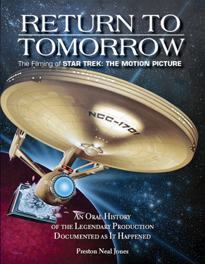 Return to Tomorrow book