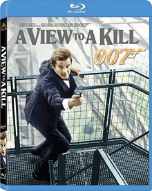 A View to a Kill (Blu-ray Disc)