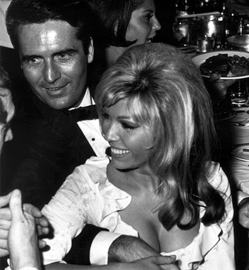 Ron Joy and Nancy Sinatra