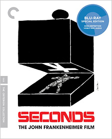Seconds (Criterion Blu-ray Disc)