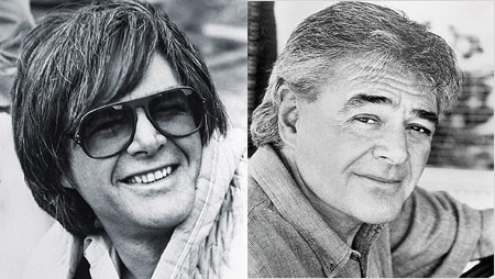 Richard Donner... then and now.