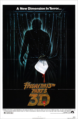 Friday the 13th, Part III - 3D