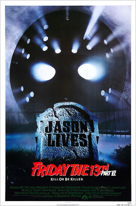 Friday the 13th, Pat VI: Jason Lives