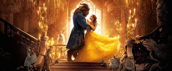 Disney sets Bill Condon's live-action Beauty and the Beast for Blu-ray and DVD release on 6/6
