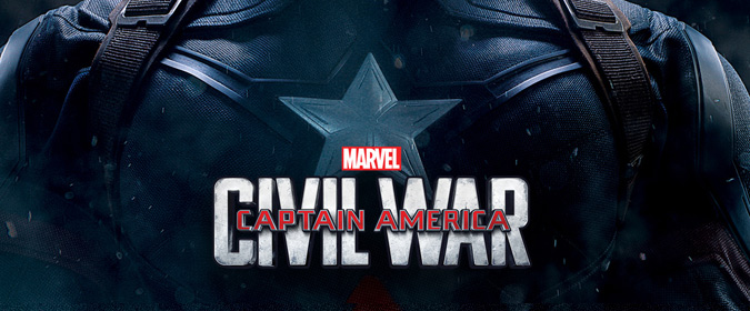 Marvel and Disney set Captain America: Civil War for Blu-ray 3D, Blu-ray & DVD release on 9/13