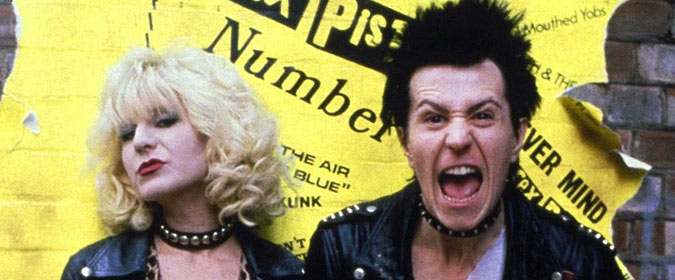 Criterion's August slate has Alex Cox's Sid & Nancy, Mike Leigh's Meantime, Ronald Neame's Hopscotch & more