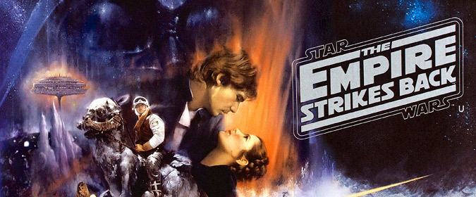 Michael Coate celebrates 35 years of The Empire Strikes Back with original release details & new interviews!